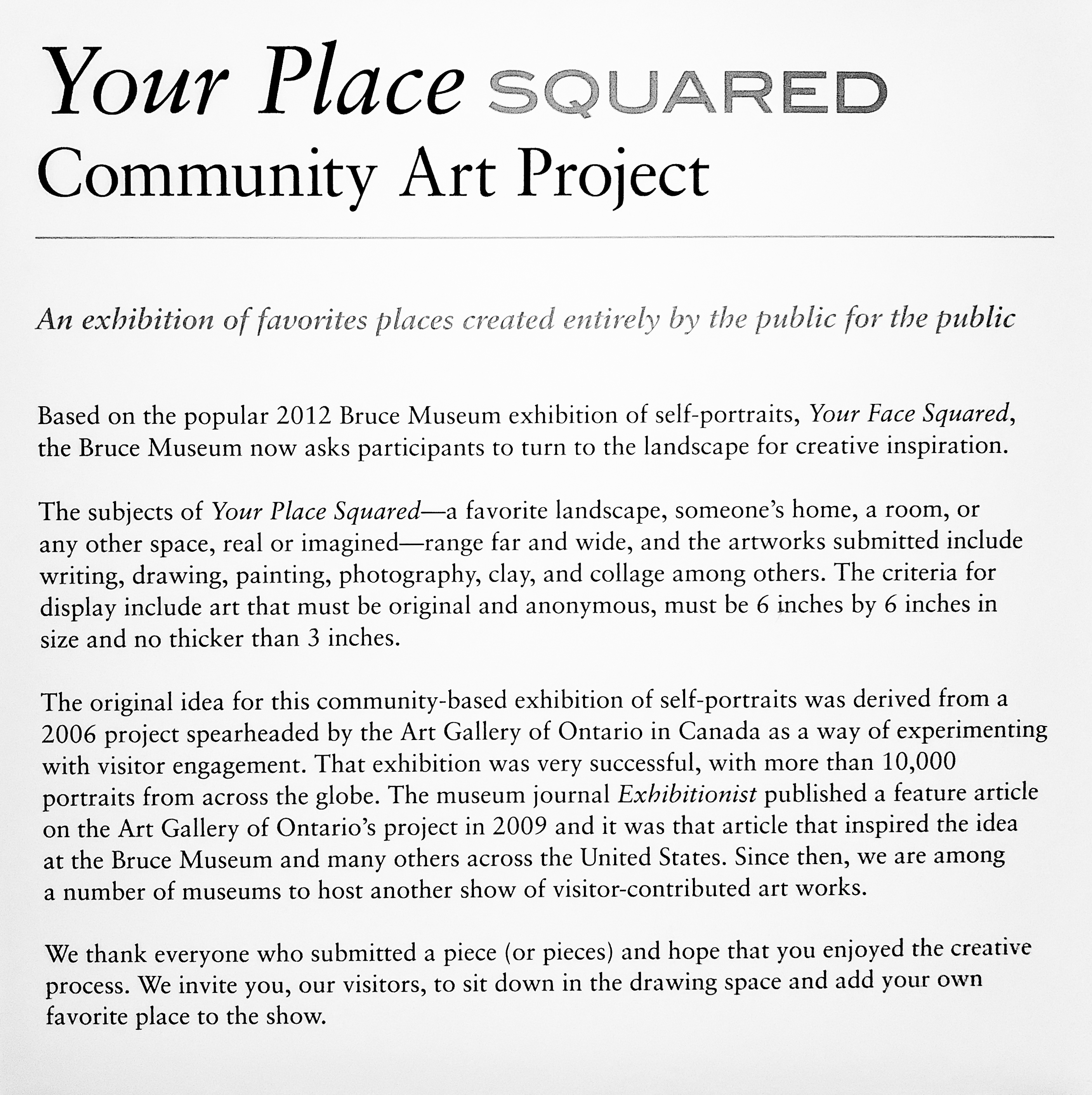 Your Place Squared